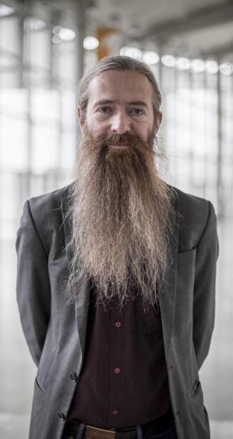 Dr. Aubrey de Grey, PhD
