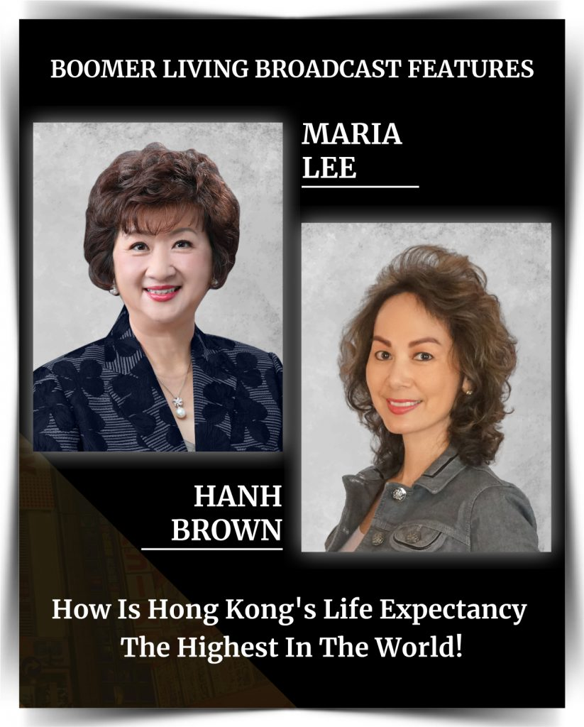 Maria Lee - How Is Hong Kong's Life Expectancy the Highest in the World?