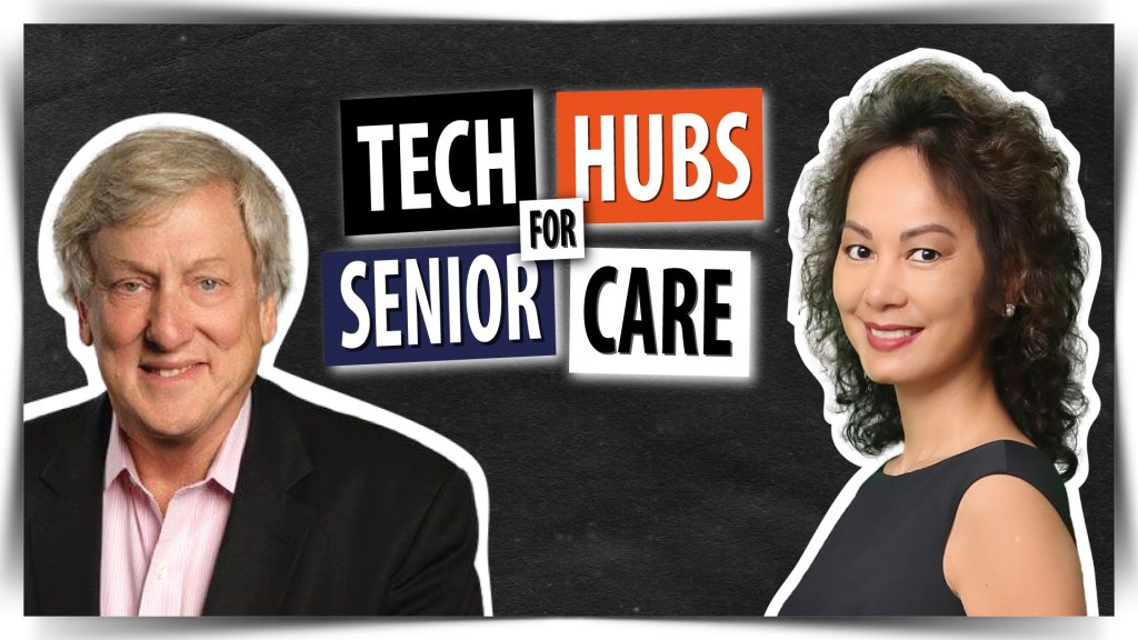 Robert Kramer - Tech and Retail Giants' Senior Care | Proposed Solutions to Nursing Homes | Senior Living Market Segmentation