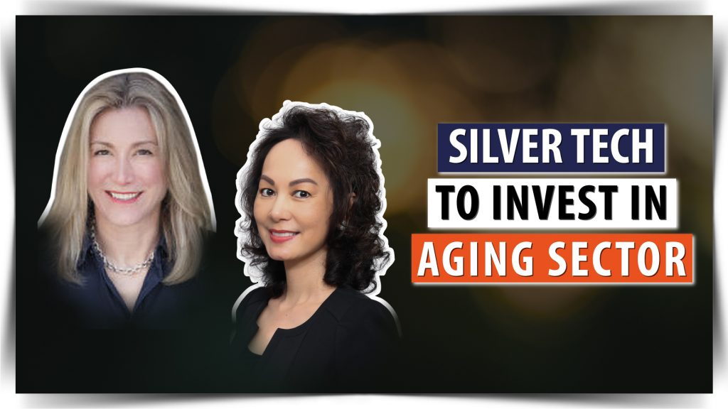 """Tracy (Killoren) Chadwell - 1843 Capital, """"Silver Tech"""" Funding Startups That Are Developing Technology for Older Adults"""